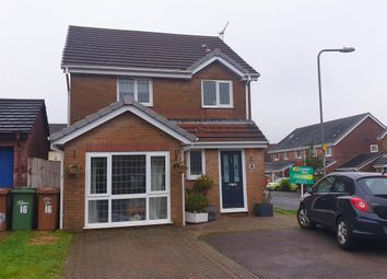 Thumbnail 3 bed detached house for sale in Clos Coed Duon, Blackwood