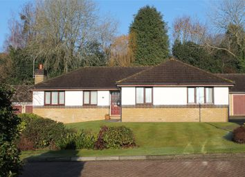 Thumbnail 3 bedroom detached bungalow for sale in Hazelwood Heights, Oxted, Surrey
