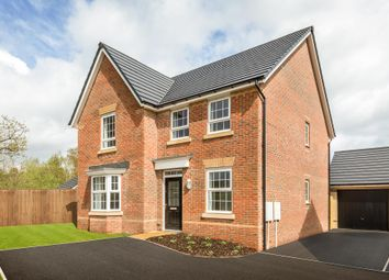 "Thumbnail 4 bedroom detached house for sale in ""Holden"" at Newport Road, St. Mellons, Cardiff"