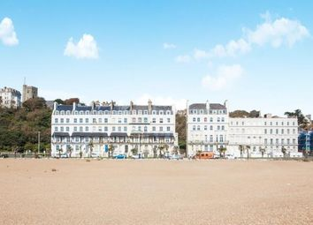 Thumbnail 3 bed flat for sale in Marine Parade, Folkestone, Kent