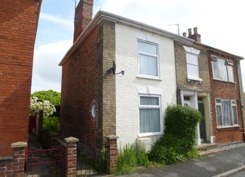 Thumbnail 2 bed terraced house to rent in Albert Street, Spalding
