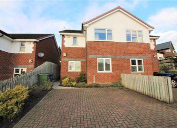 Thumbnail 3 bed semi-detached house for sale in Osborne Street, Bredbury, Stockport