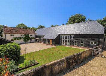 Station Road, Over Wallop, Stockbridge, Hampshire SO20. 8 bed detached house for sale