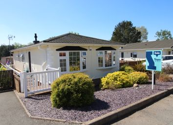Thumbnail 2 bed bungalow for sale in Hollins Park, Bridgnorth, Quatford