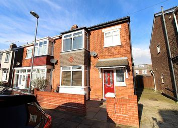 Thumbnail 3 bedroom semi-detached house for sale in Compton Road, Portsmouth