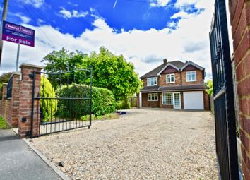 Thumbnail 4 bed detached house for sale in London Road, Ashford