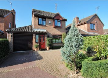 Thumbnail 3 bed detached house for sale in Cranberry Close, West Bridgford