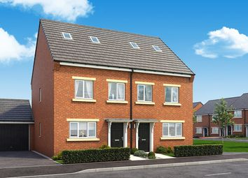 "Thumbnail 4 bed property for sale in ""The Ashford"" at Mcmullen Road, Darlington"