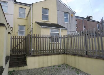 Thumbnail 3 bed property to rent in Caradon Terrace, Saltash, Cornwall