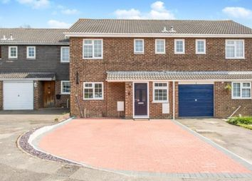 Thumbnail 3 bed terraced house for sale in Warsash, Southampton, Hampshire