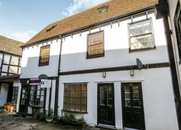 Thumbnail 2 bed town house for sale in Manor Mews, Bridge Street, St. Ives, Huntingdon