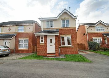 Thumbnail 3 bed detached house for sale in Sovereign Way, Kingswood, Hull