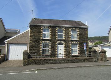 Thumbnail 3 bed detached house for sale in Penywern Road, Clydach, Swansea.