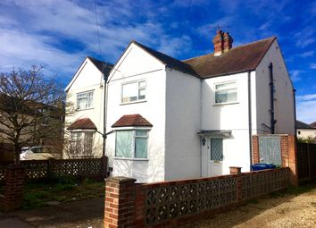 Thumbnail 3 bed semi-detached house for sale in Hollow Way, Headington, Oxford