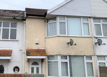 Thumbnail 3 bed terraced house for sale in Novers Park Road, Knowle, Bristol