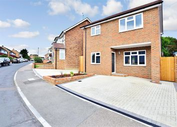 Thumbnail 2 bed detached house for sale in Jarrett Avenue, Wainscott, Rochester, Kent