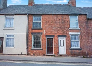 Thumbnail 2 bedroom terraced house for sale in Cannock Road, Cannock