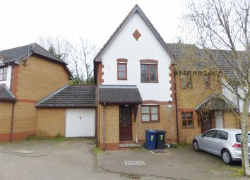 Thumbnail 3 bedroom property to rent in Barton Close, Hendon