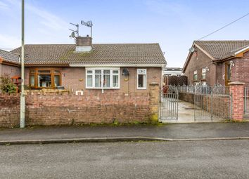 Thumbnail 2 bed semi-detached bungalow for sale in Tyn Y Bettws Close, Bettws, Bridgend