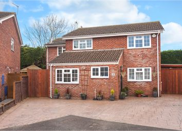 Thumbnail 5 bed detached house for sale in Bradford Close, Clevedon