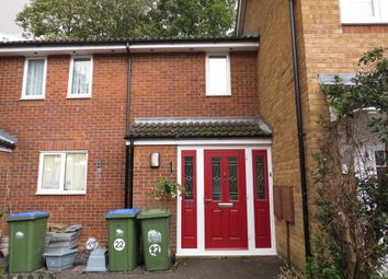 Thumbnail 2 bed terraced house for sale in Squirrel Drive, Southampton