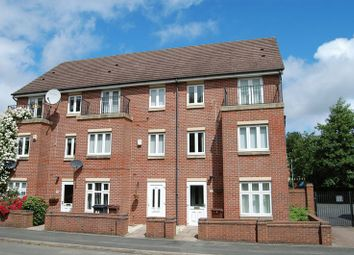 Thumbnail 3 bedroom town house to rent in Greenock Crescent, Parkfields, Wolverhampton