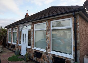 Thumbnail 2 bed detached bungalow for sale in Uplands Avenue, Willenhall
