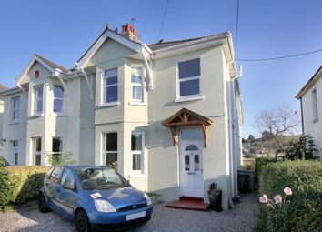 4 bed semi-detached house for sale in Dean Cross Road, Plymstock, Plymouth PL9