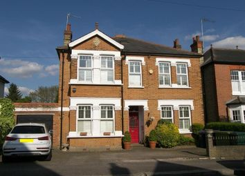 Thumbnail 4 bed detached house for sale in Hadley Road, New Barnet