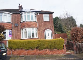 Thumbnail 3 bed semi-detached house for sale in Castle Hill Avenue, Mexborough