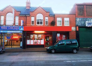Thumbnail Retail premises for sale in Flint CH6, UK