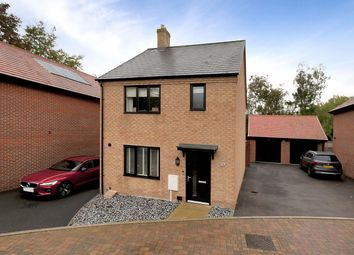 Thumbnail 3 bed detached house for sale in Pritchard Place, Leybourne, West Malling