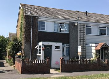 Thumbnail 3 bed end terrace house for sale in Elmore Road, Lee-On-The-Solent