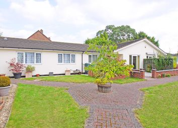 Thumbnail 2 bed terraced bungalow for sale in Main Road, Exminster, Exeter, Devon