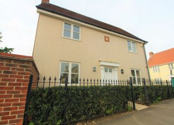 3 bed end terrace house to rent in Mascot Square, Colchester, Essex CO4
