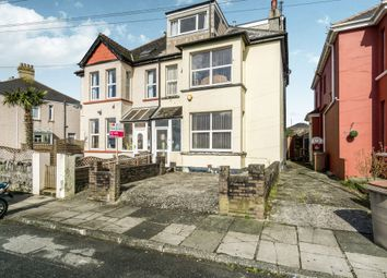 Thumbnail 5 bed semi-detached house for sale in Chard Road, Higher St Budeaux, Plymouth