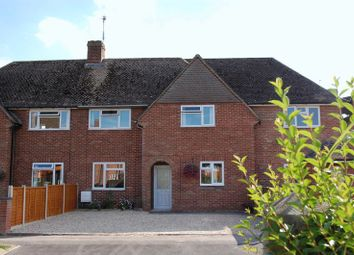 Thumbnail 3 bed terraced house for sale in The Croft, Didcot