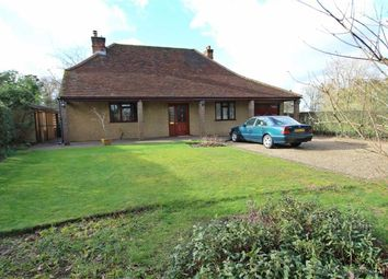 Thumbnail Detached bungalow for sale in Bramfield Road, Datchworth, Knebworth, Datchworth Knebworth, Hertfordshire