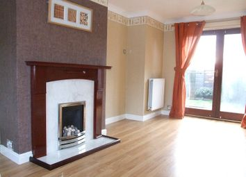 Thumbnail 2 bed town house to rent in Humber Way, Clayton, Newcastle-Under-Lyme