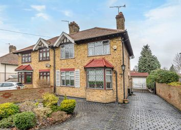 Thumbnail 3 bed semi-detached house for sale in Green Way, London