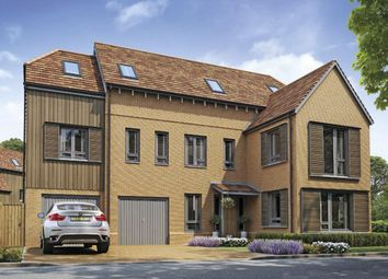 "Thumbnail 5 bedroom detached house for sale in ""Springford"" at Tuesley Lane, Godalming"