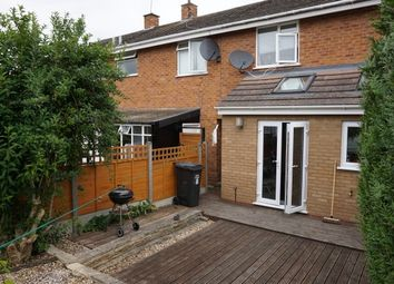Thumbnail 3 bed property to rent in Fountain Gardens, Evesham