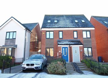 Thumbnail 3 bed semi-detached house for sale in St. Aloysius View, Hebburn