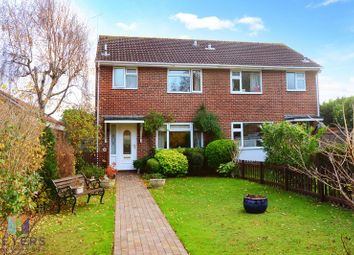 Thumbnail 3 bed semi-detached house for sale in Hamworthy, Poole