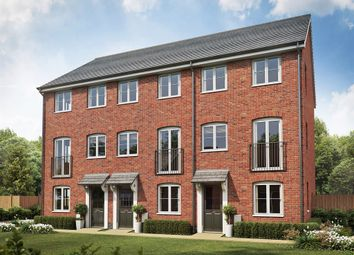 "Thumbnail 3 bed terraced house for sale in ""The Greyfriars"" at Folly Lane, Hockley"