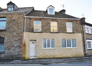 Thumbnail 3 bedroom terraced house for sale in Hebron Road, Swansea