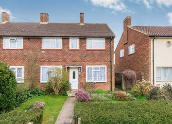 Thumbnail 3 bed semi-detached house for sale in Clyde Road, Stanwell, Staines