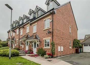 Thumbnail 3 bed town house for sale in Riverside View, Clayton Le Moors, Accrington