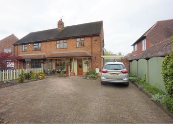 Thumbnail 3 bed semi-detached house for sale in Sedgley Road, Dudley