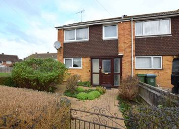 Thumbnail 3 bed terraced house for sale in Woodstock Close, Aylesbury